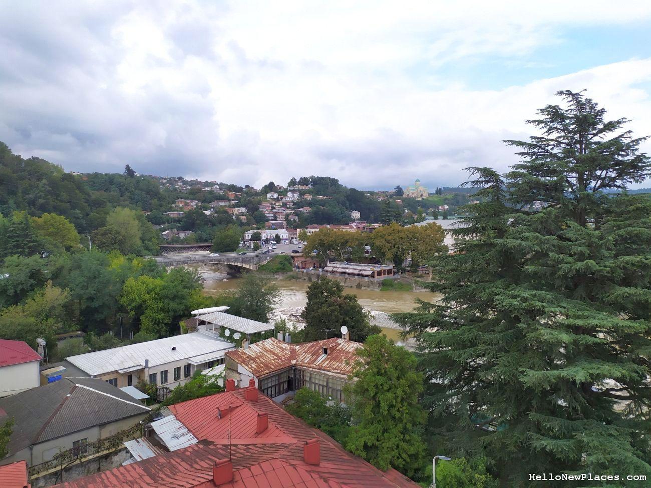 view-to-bagrati